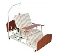 Кровать электрическая Медицинофф FD-3 с туалетным устройством (B-7-3l)