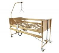 Медицинская кровать с электроприводом Burmeier Dali II с матрацем