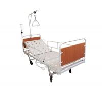 Кровать функциональная Belberg 4-01 со съемными колесными парами