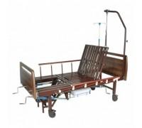 Кровать медицинская функциональная с санитарным оснащением DHC FF-2