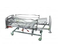 Кровать 4-х секционная, функциональная Vermeiren LUNA Metal