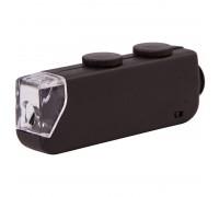 Микроскоп Bresser 60x-100x карманный со со светодиодной подсветкой