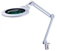 Лампа-лупа с кронштейном MM-5+8/10/12/15-150-С (LED) тип 1