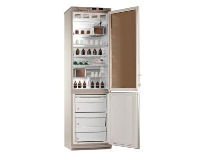 """Холодильник лабораторный ХЛ-340 """"POZIS"""" с металлическим дверьми"""