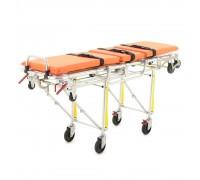 Каталка для автомобилей скорой медицинской помощи Med-Mos ММ-А3 СП-1НФ со съемными носилками
