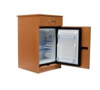 Тумба прикроватная со встроенным холодильником Rubens 8