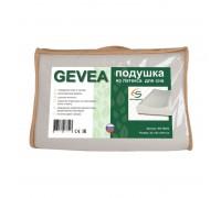 Подушка ортопедическая латексная для сна Gevea ES-78035 EcoSapiens