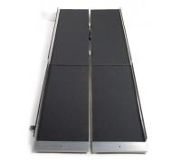 Пандус-платформа Титан алюминиевый складной 4-х секционный LY-6105-4-180 (183 см)
