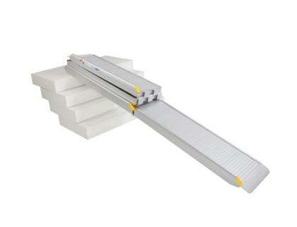 Пандус для эл. кресел-колясок, складной 247 см Valentine 12650/8