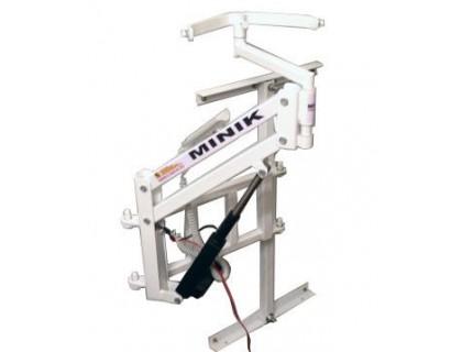 Электрический подъемник с тканевым подвесом SAVVA MINIK