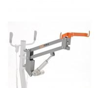 Подъемник MET TITAN M (комплект 1: подъемник + автокронштейн + калитка-удлинитель)