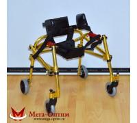 Опоры-ходунки Мегаоптим HMP-KA 1200 (цвет желтый)