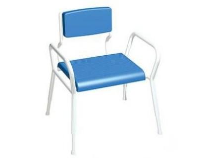 Кресло инвалидное для ванны и душа VIOLET XXL для пожилых и полных людей (LY-1004XXL)