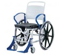 Туалетно-душевой стул для самостоятельного передвижения Реботек Генф