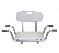 Сиденье со спинкой для ванны Kamille LY-200-5014W