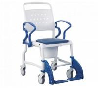 Туалетно-душевой стул Реботек Берлин (серый, синий)