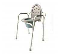 Кресло-туалет Санитар-07 без колес (производство РФ)