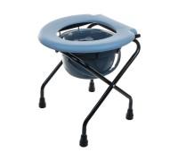 Кресло-туалет из алюминия Titan AKKORD-MINI LY-2001