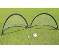 Ворота игровые DFC GOAL6219A Foldable Soccer сетка
