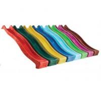 Скат пластиковой горки длина 2,9 метра (S-line/Tsuri) Baby-Grad