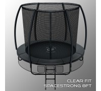Батут CLEAR FIT SpaceStrong 8 ft (cfs_8ft)