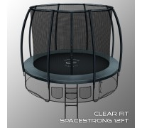 Батут CLEAR FIT SpaceStrong 12 ft (cfs_12ft)