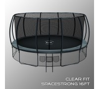 Батут CLEAR FIT SpaceStrong 16 ft (cfs_16ft)