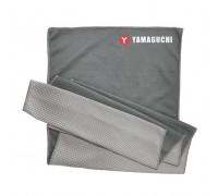 Охлаждающее полотенце Yamaguchi Cool Fit (серое)