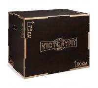 Тумба для кроссфита VictoryFit VF-K18