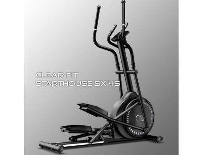 Эллиптический тренажер Clear Fit StartHouse SX 45 (cfsx_45)