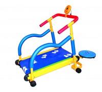 """Детская беговая дорожка Ортотитан """"Kids Treadmill"""" с твистером (LEM-KTM002)"""
