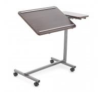 Прикроватный столик Мед-Мос ПС-001 (черный)