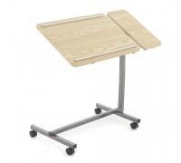 Прикроватный столик Мед-Мос ПС-001 (светлое дерево)