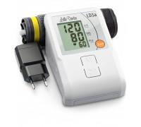 Тонометр электронный LD3a память 90 измерений, с адаптером, измерение по плечу