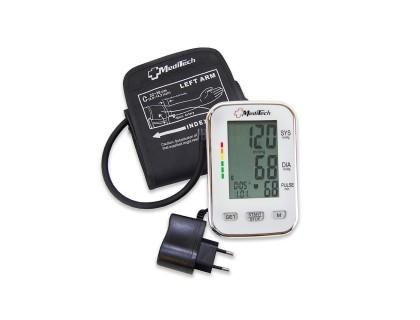 Тонометр автоматический MediTech МТ-40 для 2х пользователей, с манжетой 22-36 см, с адаптером