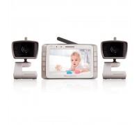 Видеоняня с двумя камерами Moonybaby 55935X2