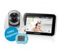 Видеоняня Samsung SEW-3053WP + в подарок  Гигрометр-термометр Ramili Baby ET1003