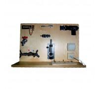 Настольная тактильная панель для разработки двигательных функций - 3 (ТП3)