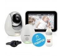 АКЦИЯ! Видеоняня Samsung SEW-3057WP +ПОДАРОК: Бутылочка для кормления Ramili Baby 240ML