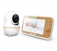 АКЦИЯ! Видеоняня Ramili Baby RV600 + ПОДАРОК: Ночник Ramili Baby BNL300