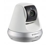 Wi-Fi Видеоняня Wisenet SmartCam SNH-V6410PNW (Full HD 1080p для смартфонов, планшетов и компьютеров