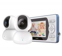 Видеоняня с двумя камерами Ramili Baby RV500X2