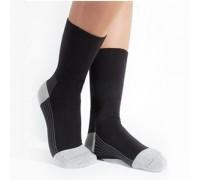 Диабетические носки с серебром Apriltex размер L 43-46