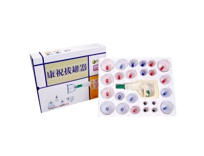 Вакуумные магнитные присоски (банки) - 24 шт.