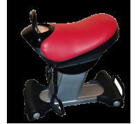 Имитатор верховой езды Slim Rider Sky-007 (цвета на выбор: черный и красный)