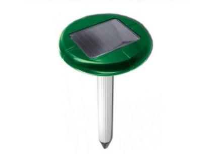 Ультразвуковой отпугиватель кротов, змей и насекомых с солнечной батареей «Weitech-WK677 Solar»