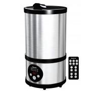 Увлажнитель-ионизатор воздуха ультразвуковой бактерицидный Aquacom MX2-850