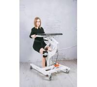 Вертикализатор тренажер с электроприводом Alen-A