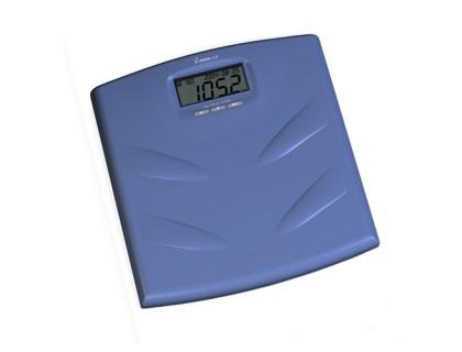 Весы Momert 7381-0048 (blue) напольные, электронные
