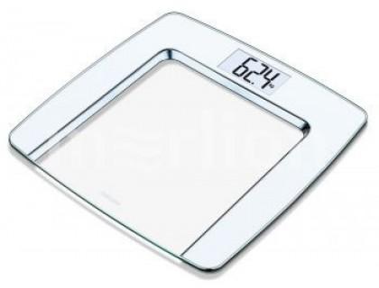 Весы Beurer GS490 silver (стекло)
